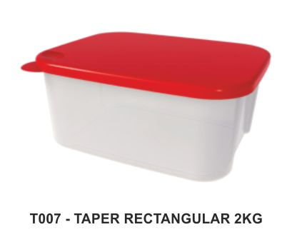 TAPER RECTANGULAR 2KG