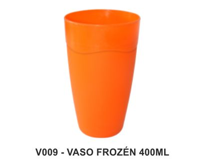 VASO FROZEN 400ML